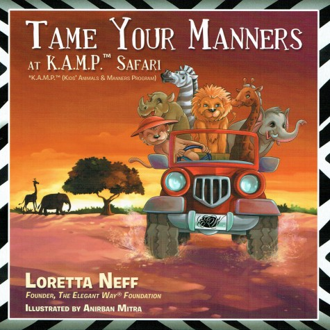 Tame Your Manners Book Cover